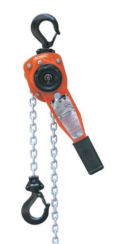 JLTC CLH75 Chain Lever Hoist, 1650 lbs Capacity