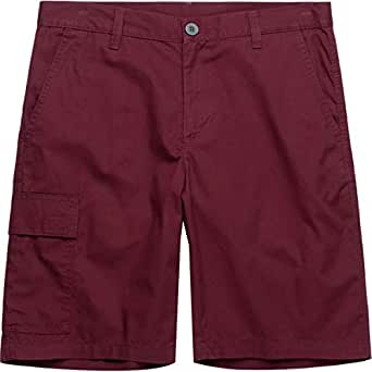 Columbia Men's Red Bluff Cargo Short, Tapestry, 30x10