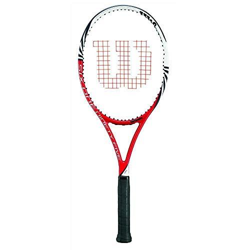 WILSON The Six One 95 BLX Tennis Racquet, 1/4