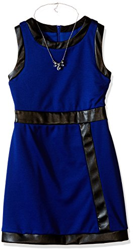 Amy Byer Girls Dress Leather