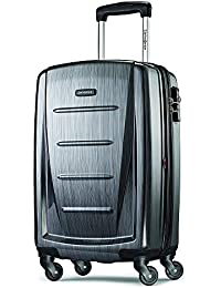 Winfield 2 Hardside Luggage, Charcoal, Carry-On
