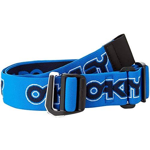 Oakley Men's Stretch Snow Belts,One Size,Electric Blue (Best Snow Skate Brand)