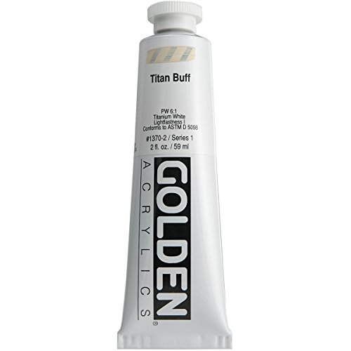 Thing need consider when find titan buff acrylic paint?