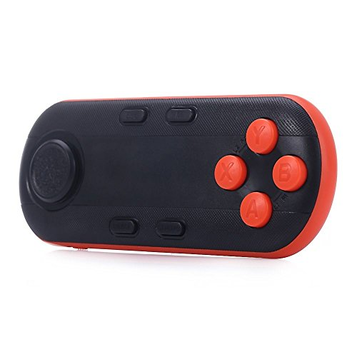 Shalleen 1pcs Universal Wireless Bluetooth VR Remote Controller Gamepad for Android iOS VR PC (Samsung Galaxy Mega 2 Headphones)