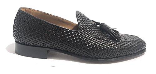Ben.ter (handgemaakte Schoenen) Mokkasins Herren Zwart Ebbenhout