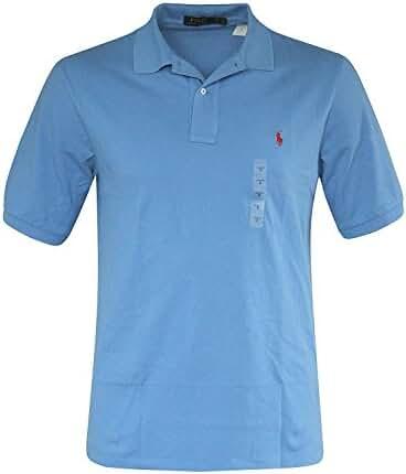 Polo Ralph Lauren Mens Big & Tall Cotton Classic Fit Polo Shirt