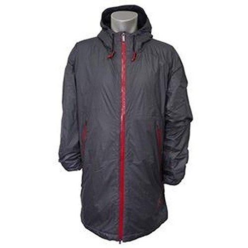 NIKE Men's Jordan Fly Parka Primaloft Hooded Jacket 689852 021 Size XL by NIKE