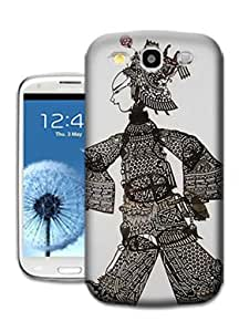 Chinese Shadow Play for HUA Wallpaper Phone Cases for Samsung Galaxy S3 by Bradley's Shop