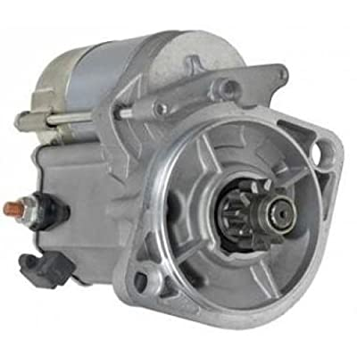 Discount Starter & Alternator Replacement Starter For John Deere Mower F925 F935 Tractor 430 455 NEW: Automotive