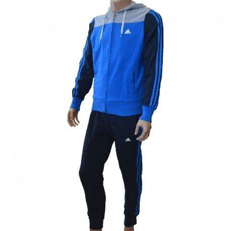 adidas - Chándal - para mujer azul 162 cm : Amazon.es: Ropa y ...