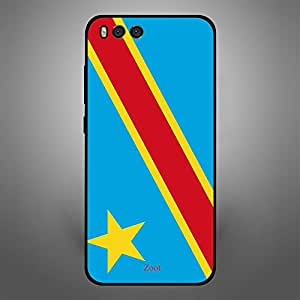 Xiaomi MI 6 Congo (Democratic Republic) Flag