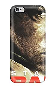 Case Cover For Apple Iphone 5C Hard Back With Bumper Silicone Gel Hard Case Cover Sylvester Stallone