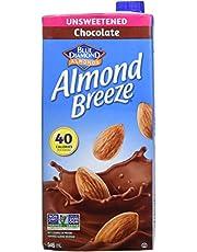 Blue Diamond Almond Breeze Unsweetened Chocolate