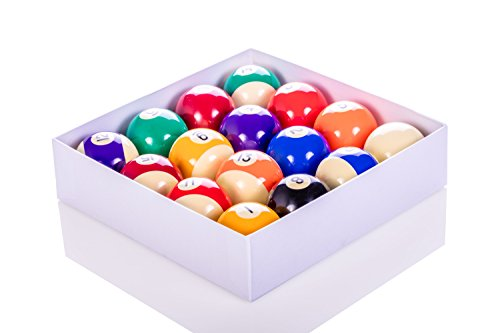 Mizerak Billiards Balls - Mizerak Deluxe Billiard Ball Set
