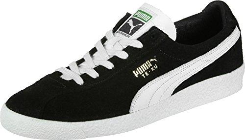 – Scarpe Basse puma Ginnastica KU Nero Adulto Black White 1 Prime da Te Puma Unisex Puma qUHft