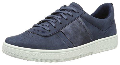 Esprit Damen Verlangen Lace Up Sneakers Blau (400 Marine)