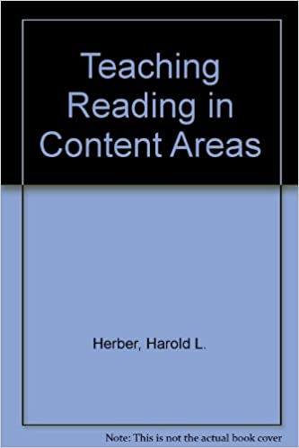 Teaching Reading in Content Areas