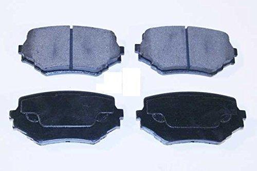 Prime Choice Auto Parts SCD680 Front Ceramic Brake Pad Set ()