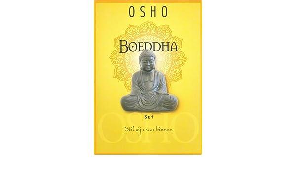Boeddha meditatie-kaarten set: Amazon.es: Osho, A. Huyse ...