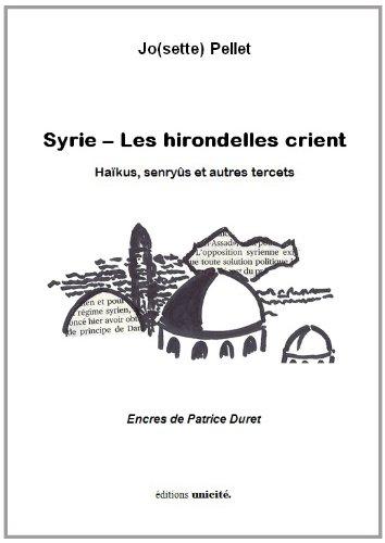 Syrie Les Hirondelles Crient [Pdf/ePub] eBook