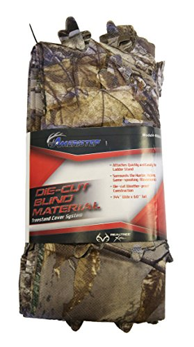 Ameristep 3 D Blind Die Cut Blind Material, Camo - Ameristep Stand Hunting Blinds
