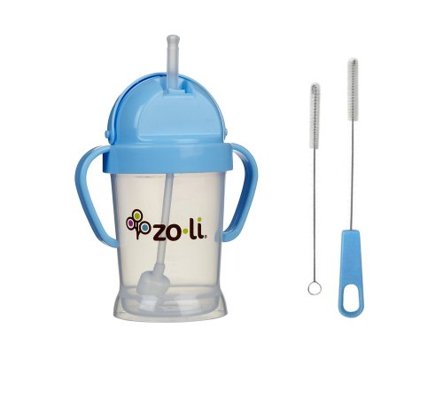 Zoli Bot Straw Sippy Cleaner