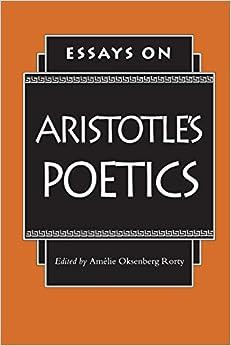 com essays on aristotle s poetics am atilde copy lie essays on aristotle s poetics