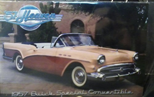 '57 Buick Special Convertible Postcard