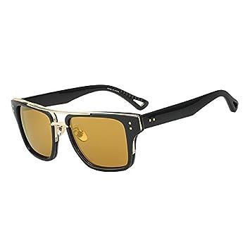 Limotai Gafas De Solgafas De Sol para Hombres Vintage ...
