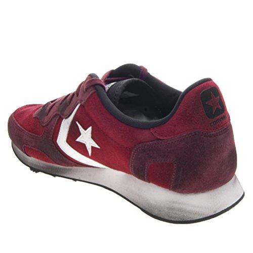 Converse  Auckland Racer Ox, Herren Gymnastikschuhe rot rot / weiß