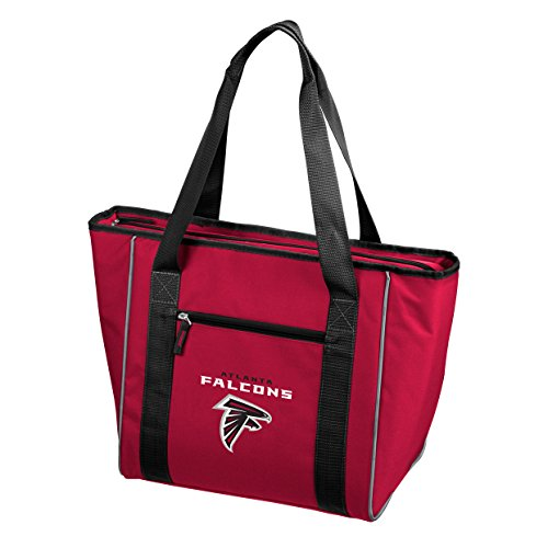 Logo Chair NFL Atlanta Falcons Cooler Tote (30 Can), Team Color
