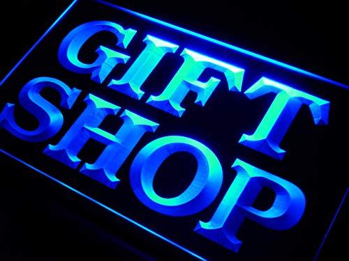 Cartel Luminoso ADV PRO j889-b Gift Shop Display Neon Light ...