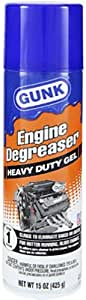 Gunk EBGEL Engine Brite Gel HD Engine Degreaser - 15 oz.