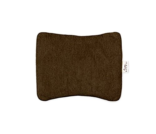 Mozlly Multipack - Bucky Mocha Spot Relief Compact Wrap - 8 x 10 inches - Hot and Cold Therapy Accessories (Pack of 6) - Item #S132002_X6 by Mozlly