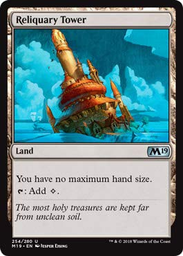 Magic: The Gathering - Reliquary Tower - Core Set 2019