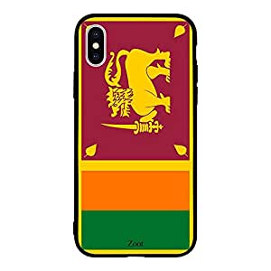 iPhone XS Max Sri Lanka Flag
