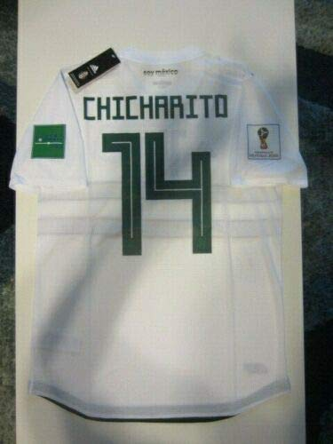 0623978062f Image Unavailable. Image not available for. Color  CLIMACHILL CHICHARITO  Javier Hernandez  14 Mexico 2018 ...