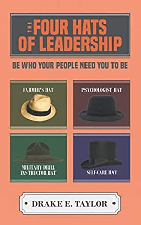 The Four Hats of Leadership
