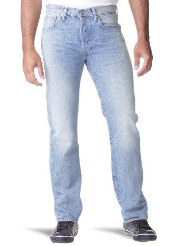 Sand 501 Fit 1314 blue Hombre Para Jeans Levi's Blu Original UTdx8BqB