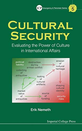 Cultural Security: Evaluating The Power Of Culture In International Affairs (Imperial College Press Insurgency and Terrorism) (Insurgency And Terrorism Series) Erik Nemeth