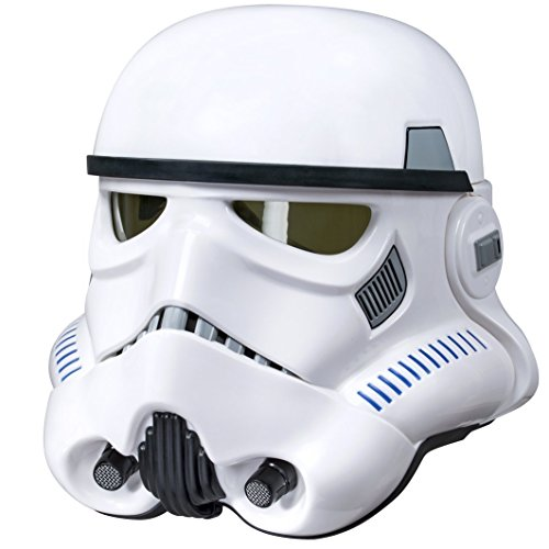 STAR WARS- SW Movie R1 Casco Stormtrooper,, única (Hasbro B9738EU4)