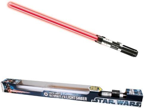 Star Wars Ultimate Fx Lightsaber (Hasbro): Amazon.es: Juguetes y ...
