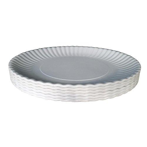 Picnique Reusable Paper Plate - 9