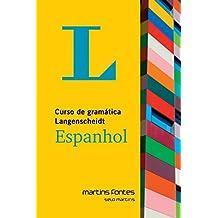 Espanhol. Curso de Gramática Langenscheidt.