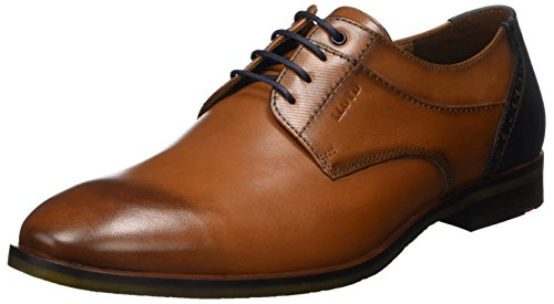 Marrone Uomo Scarpe LLOYD Derby Cognac Higgins Stringate 2 Pacific wP4PqFv