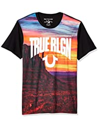 5e0bbdfa True Religion Mens Arizona True Ss Crew T-Shirt