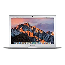 Apple MQD32 / MQD32LL/A MQD32 MacBook Air 13.3 Intel Core i5, 8GB, 128GB, macOS Sierra Laptop