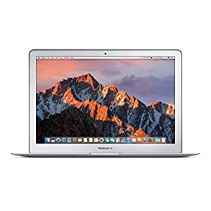 Apple 13″ MacBook Air, 1.8GHz Intel Core i5 Dual Core Processor, 8GB RAM, 256GB SSD, Mac OS, Silver, MQD42LL/A (Newest Version)