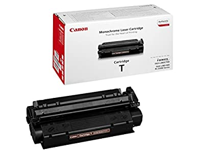 Canon T - Black Laser Toner/Drum Cartridge For Fax L 380 400 170 Imageclass D 320D 340, Laser Class 510 Pc-D 320 Pc-D 340