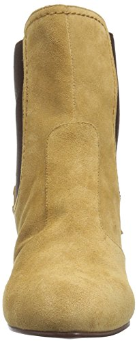 See By Chloe Women's Dasha Midheel Fashion Boot Cognac sale fashionable UTy9Rg
